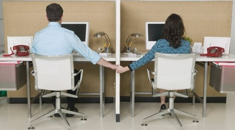 L'amour au travail les 5 règles à respecter